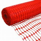 Standard Barrier Mesh Orange - 1